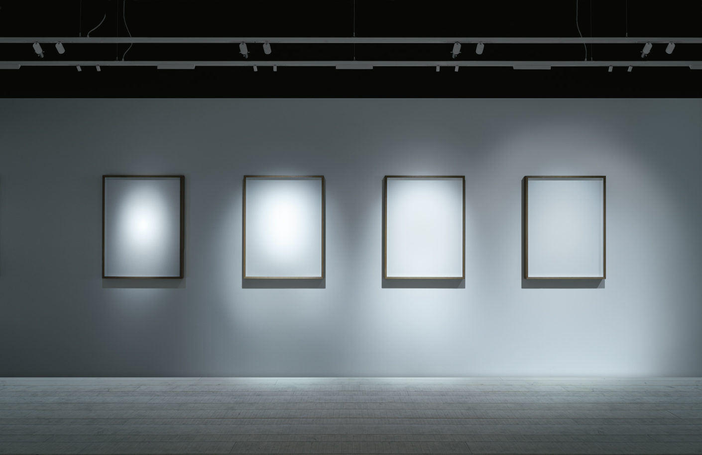 "And for exhibition spaces in the area of art and culture, there is the LED spotlight system ""Arcos""."