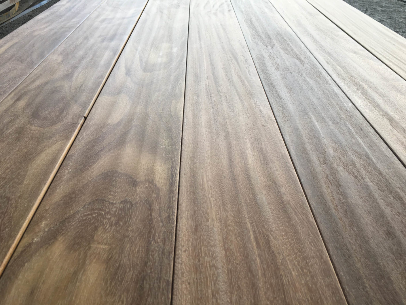 """Antique Rustic Decking"" von Pacific Wood"