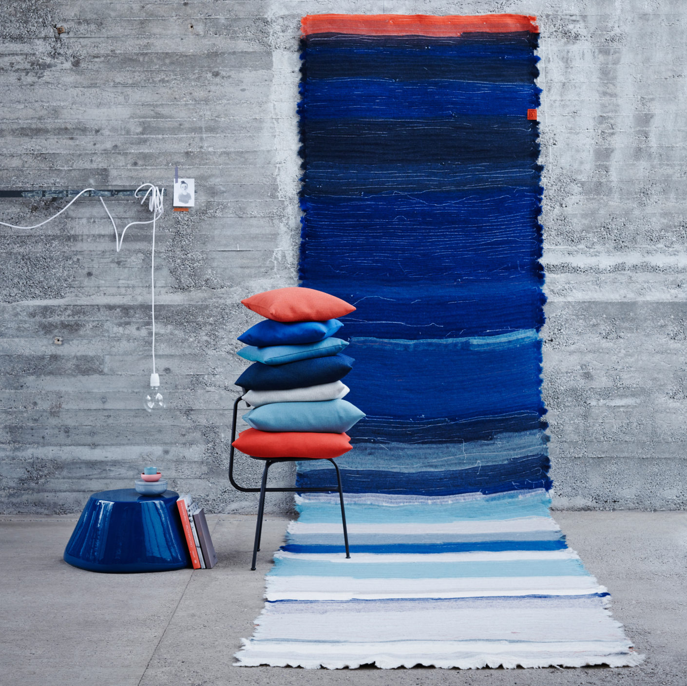 "The production of individual rugs is now a firm component of the ""13 Rugs"" portfolio."