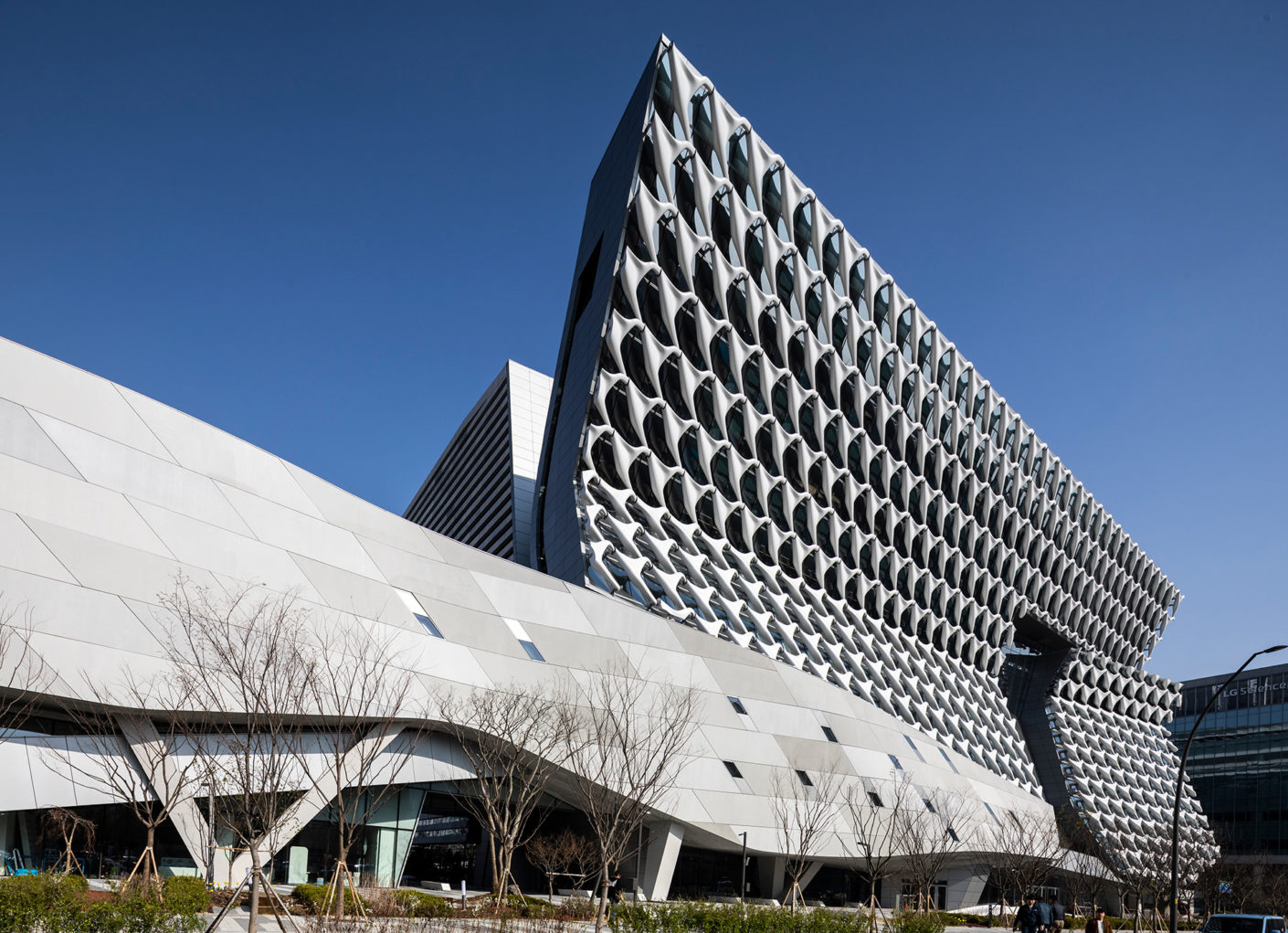 Kolon One & Only Towers in Seoul by Morphosis