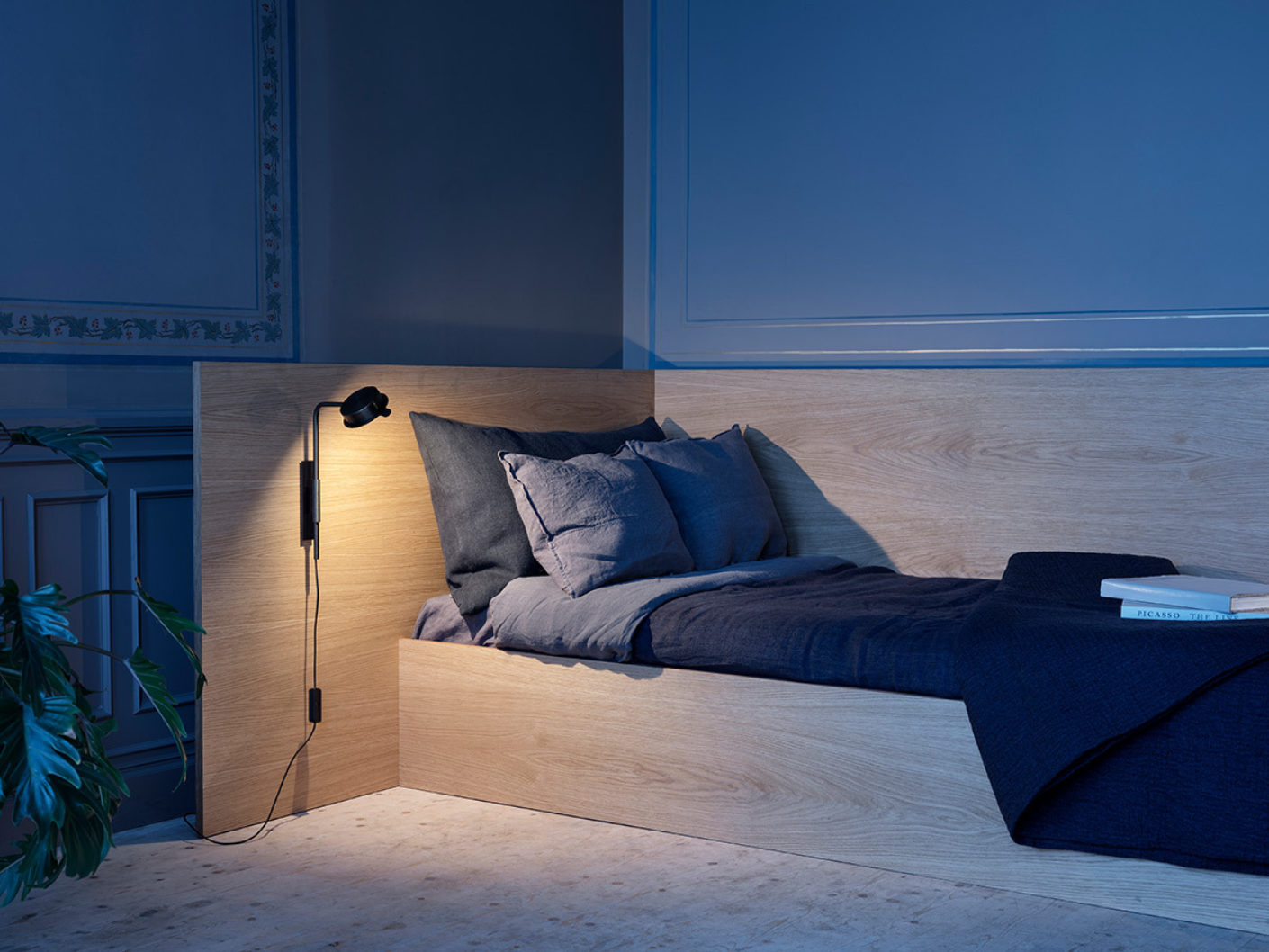 Wall lamp w102 by David Chipperfield