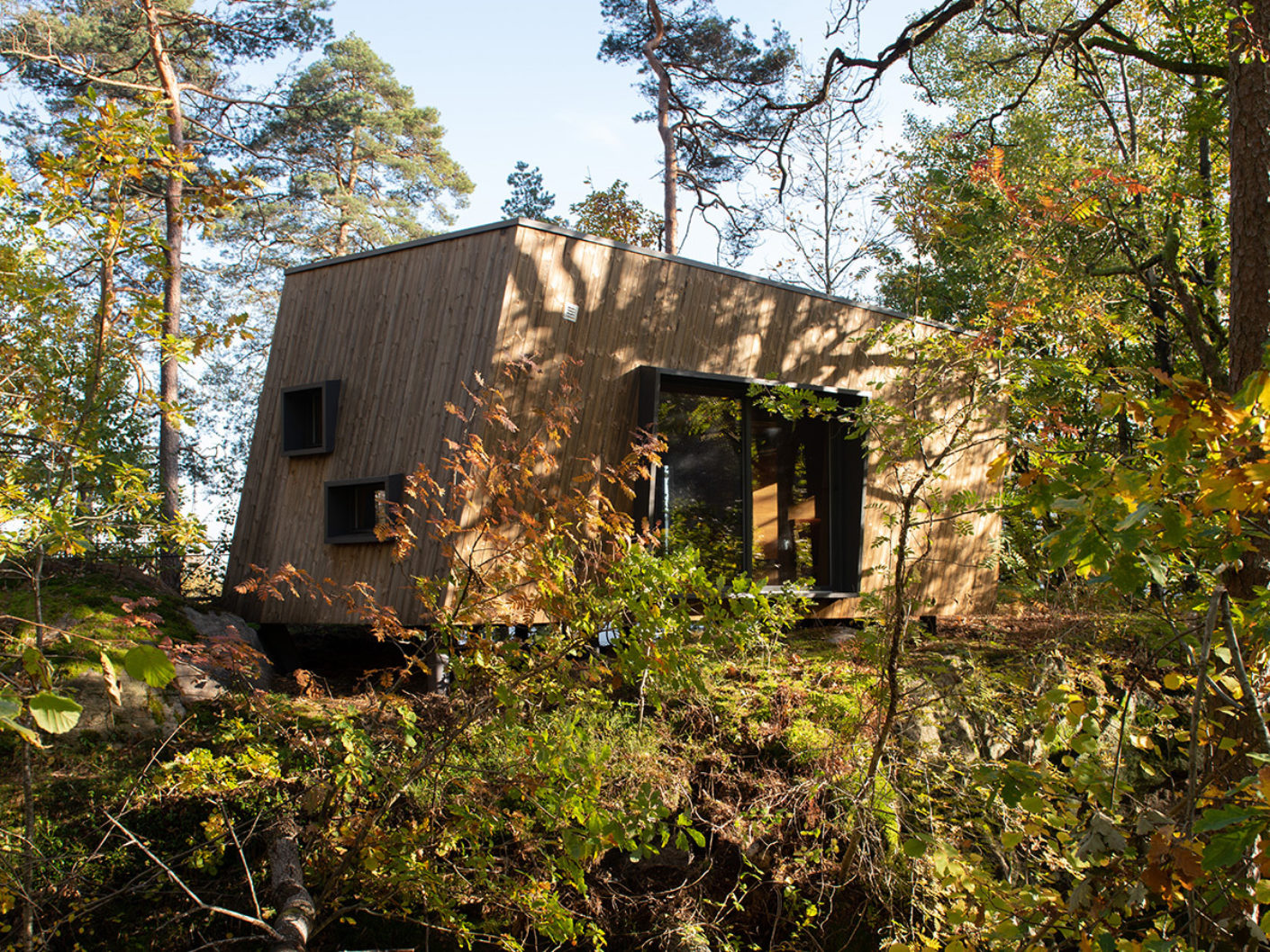 Outdoor Care Retreat in Norway by Snøhetta