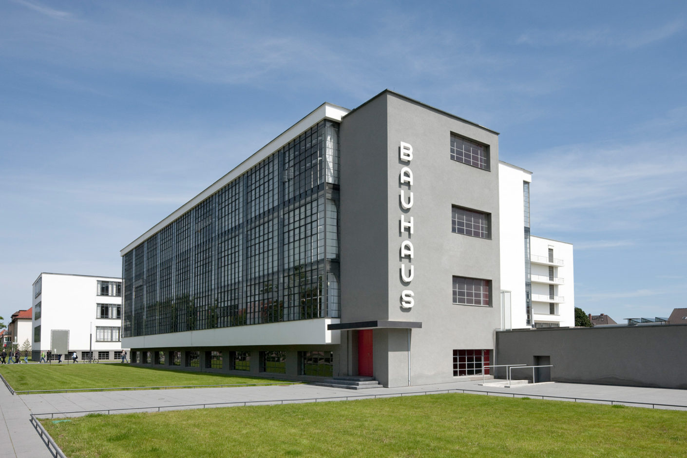 Bauhaus Dessau A Visit On The Occasion Of The Anniversary Year
