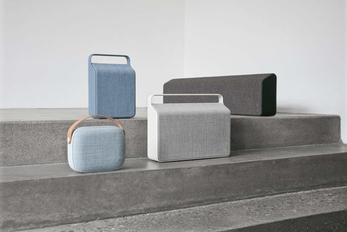 Vifa Nordic Collection Kvadrat fabric