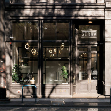Serra shop, Downtown Portland