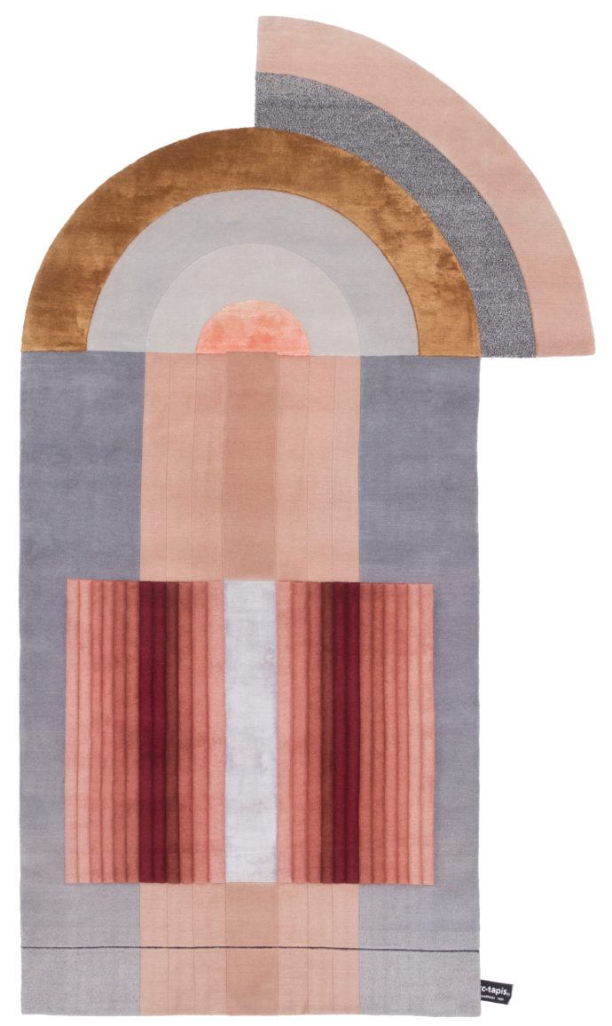 """Bliss Big"" by Mae Engelgeer for cc-tapis."