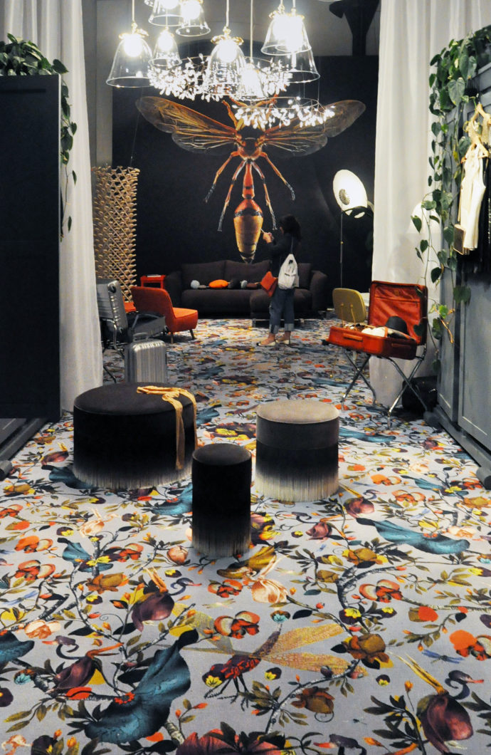 """Biophillia Slate"" by Kit Miles for Moooi."