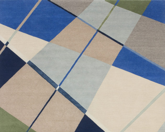 """Weft to Warp"" by Martino Gamper for cc-tapis."