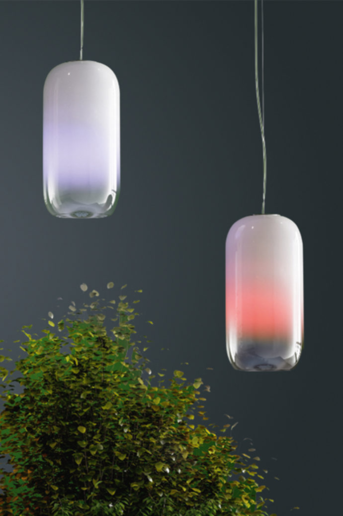 "Artemide ""Gople Lamp"" von BIG Bjarke Ingels Group"