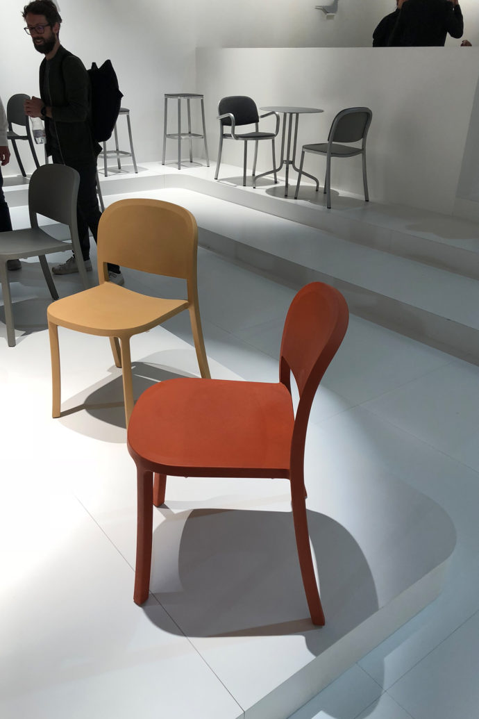 Emeco Salone18 1Inch Chair Morrison Fap Stylepark