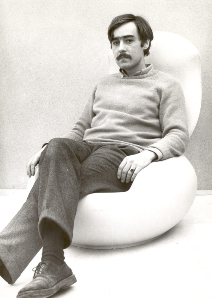 Peter Ghyczy, 1969