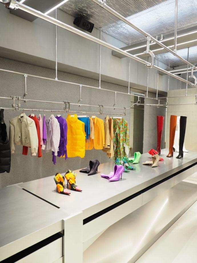 Gonzalez Haase, Balenciaga Store, Paris