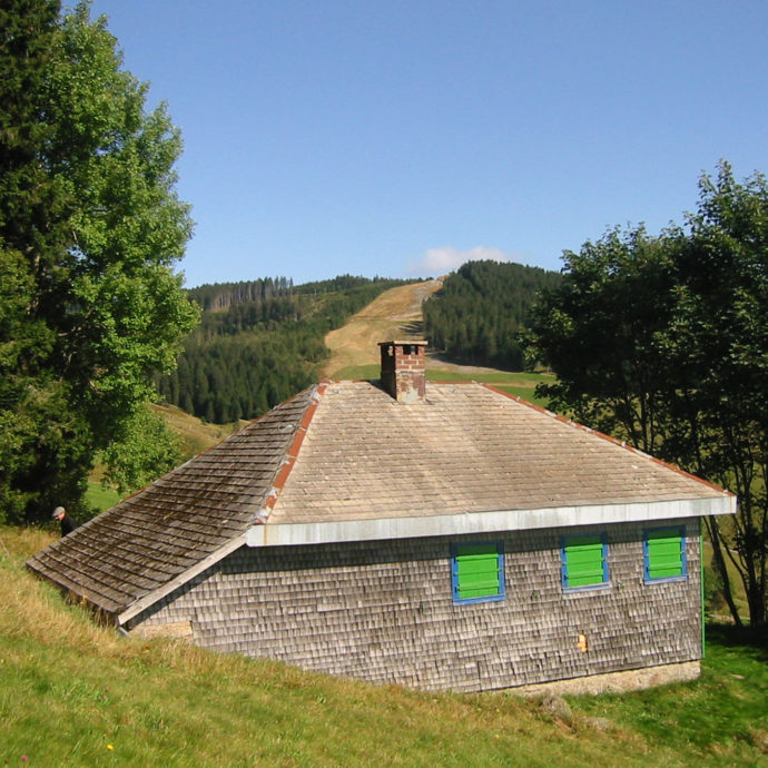 Heidegger Hut, Todtnauberg, Black Forest
