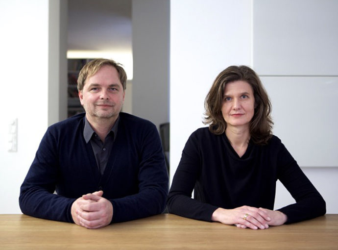 Gert Lorber and Annette Paul, Lorber Paul Architekten