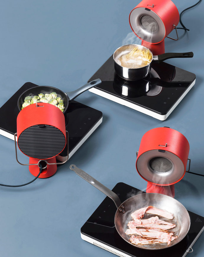 Portable Kitchen Hood Maxime Augay