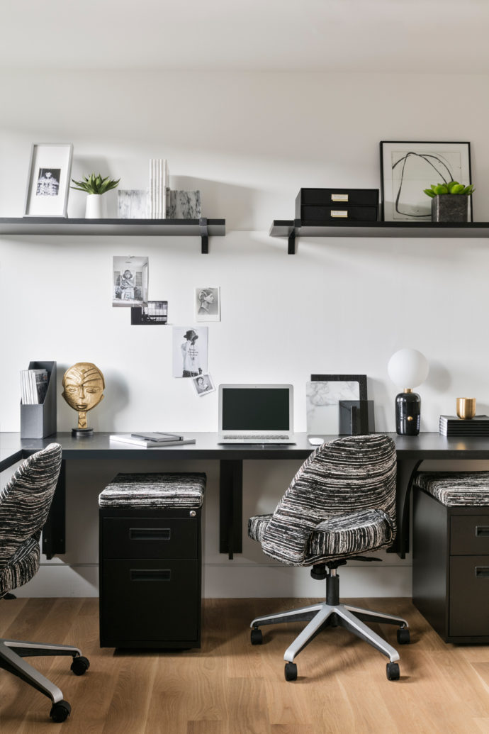 Workplace in the New Work Project