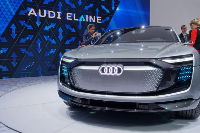 Stylepark Audi Elaine IAA2017