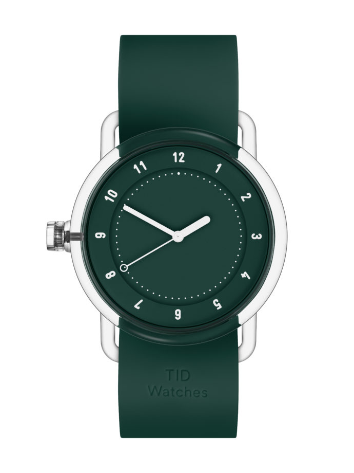 TID No. 3 by Form us in love for TID Watches