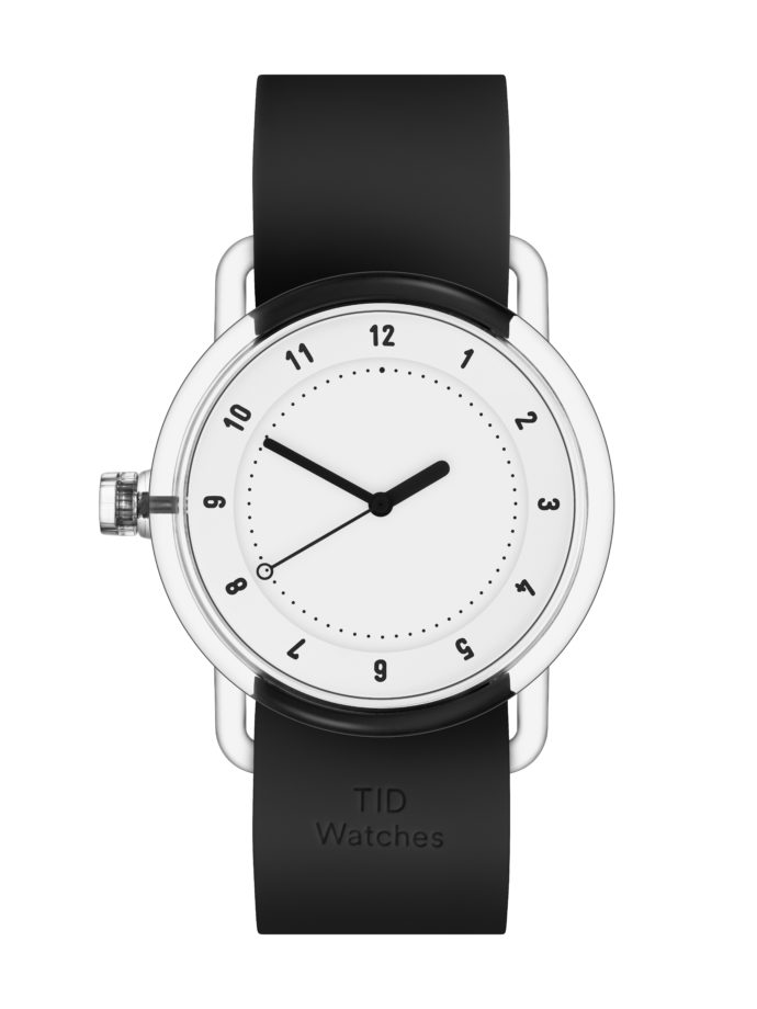 TID No.3 by Form us with love for TID Watches