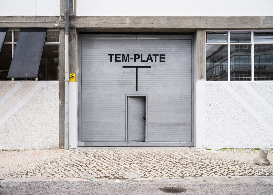 Concept Store in former warehouse in Lisbon