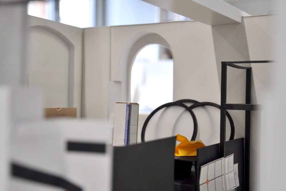 Fittings and Joints, students project Industrial Design, University of Applied Art Vienna, Stefan Diez, Preview, Milan Design Week
