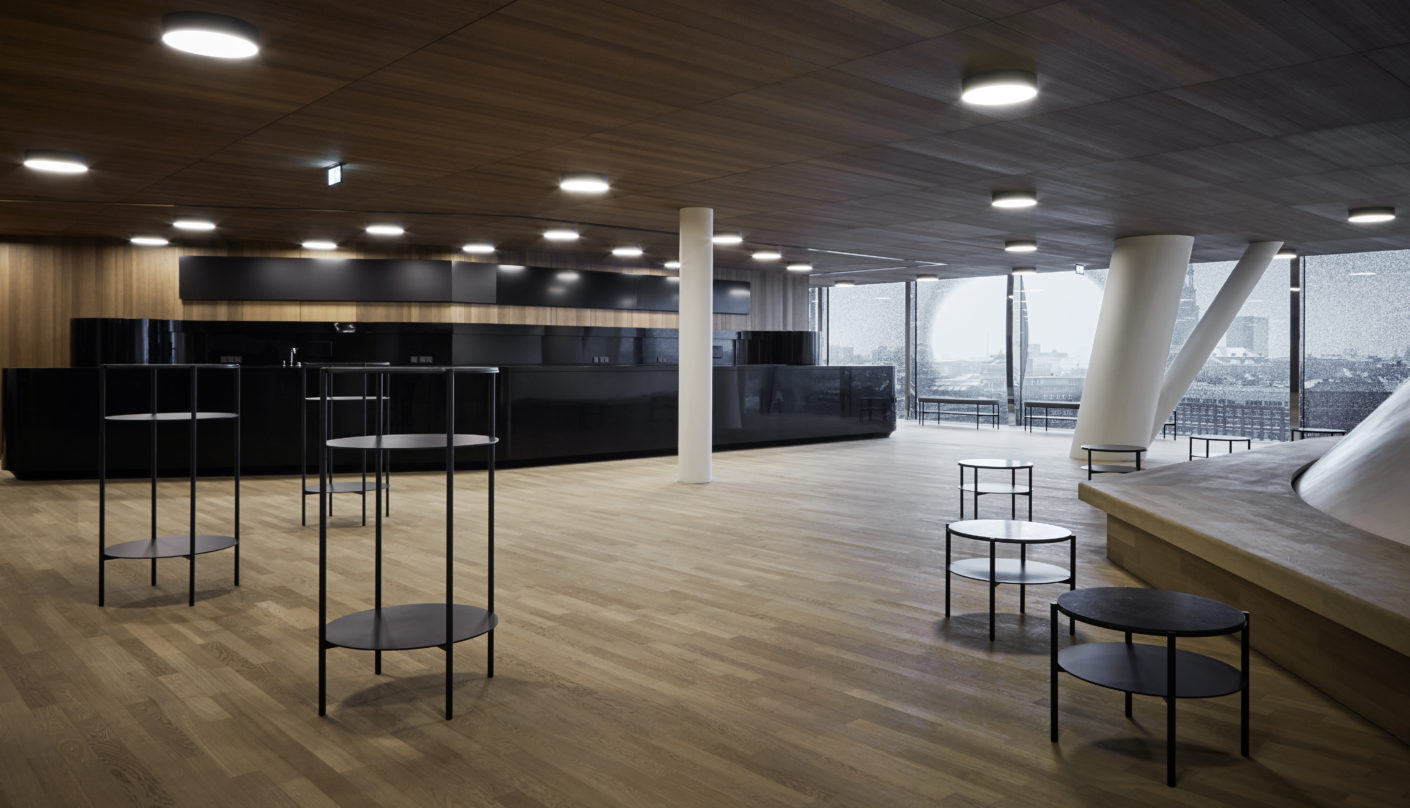Foyer Kleiner Saal Elbphilharmonie
