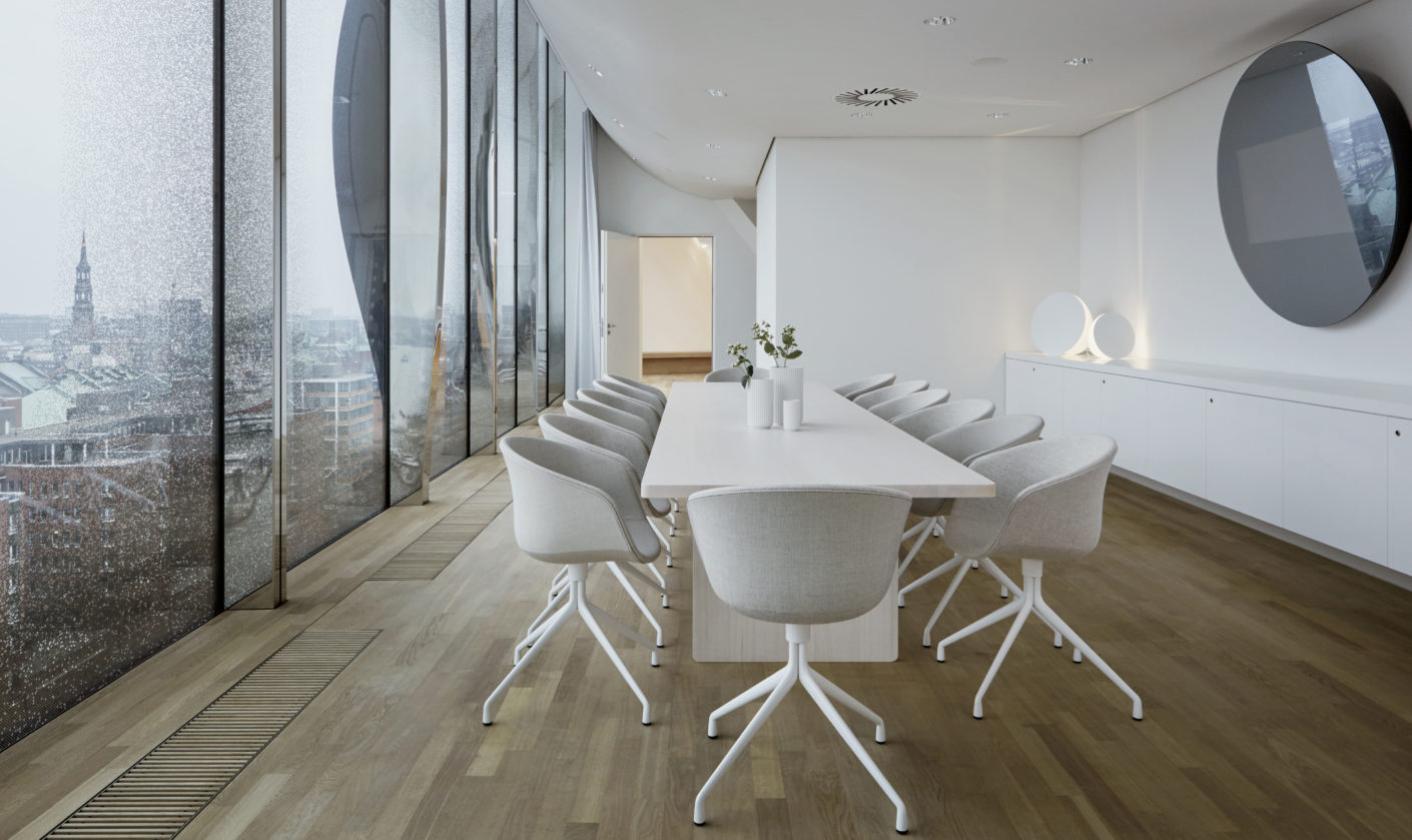 Green Room Elbphilharmonie