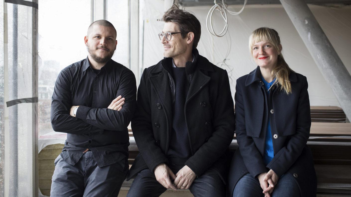 Marcel Besau, Daniel Schöning, Eva Marguerre