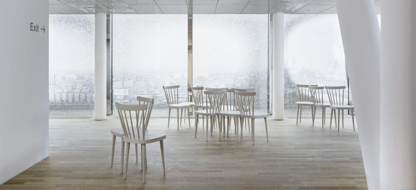 Künstlerfoyer Elbphilharmonie