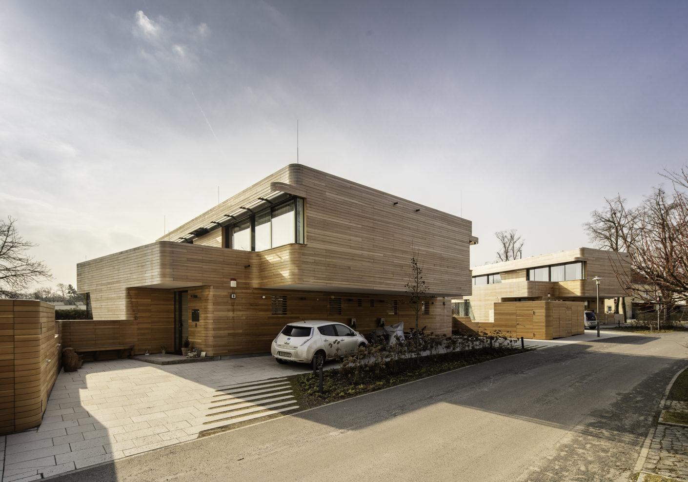 Plus-Energie-Häuser in Berlin Potsdam vo Graft Architekten aus dem Jahr 2015