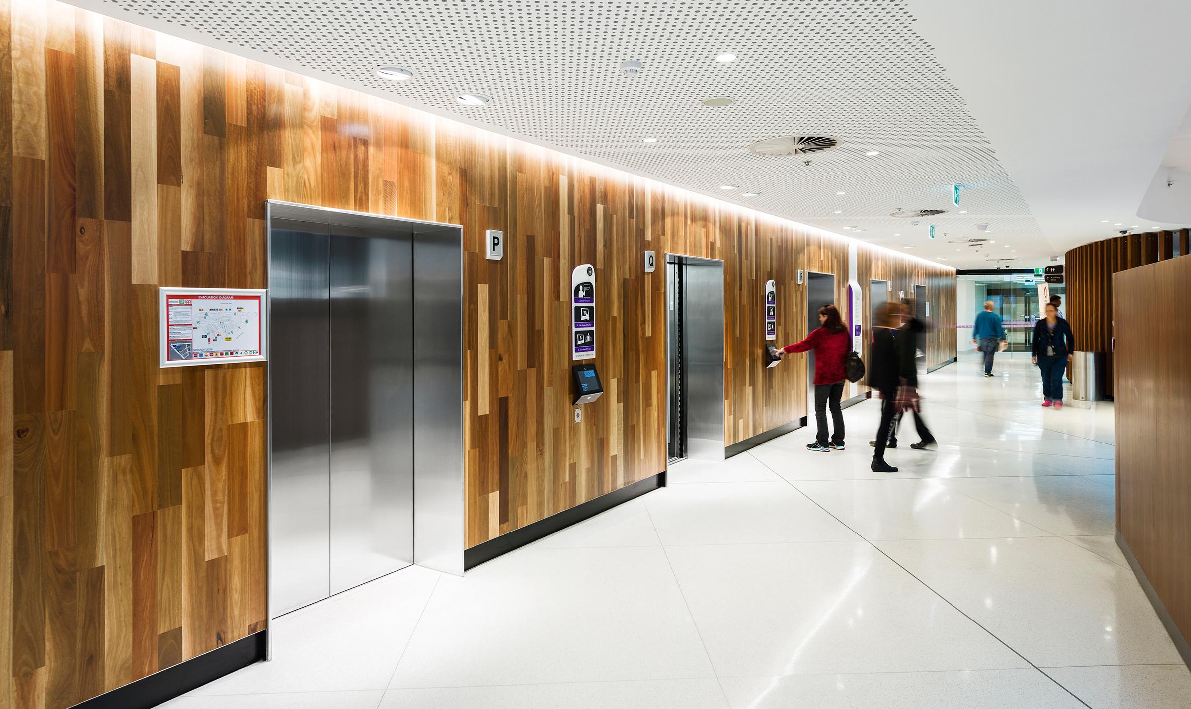 melbourne schindler stattet neues krebsforschungszentrum aus stylepark. Black Bedroom Furniture Sets. Home Design Ideas