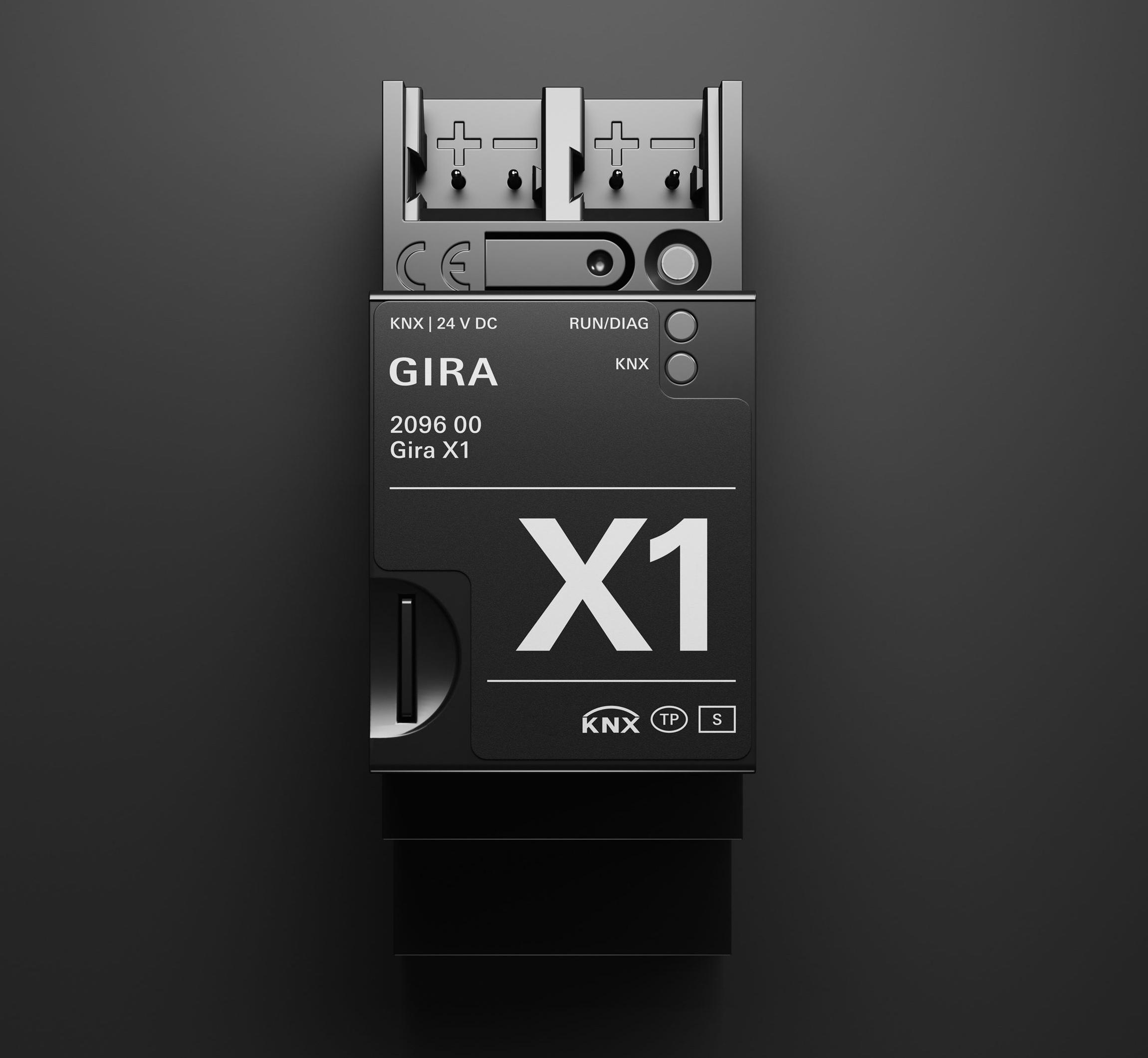 Der neue X1-Server von Gira macht das Smart Home einfac   STYLEPARK