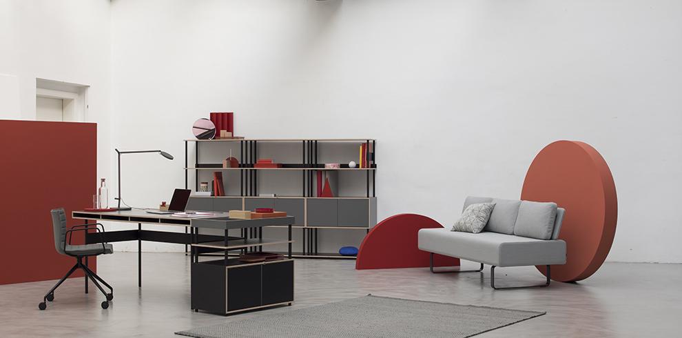 STUDIO Regalsystem von Bene | STYLEPARK