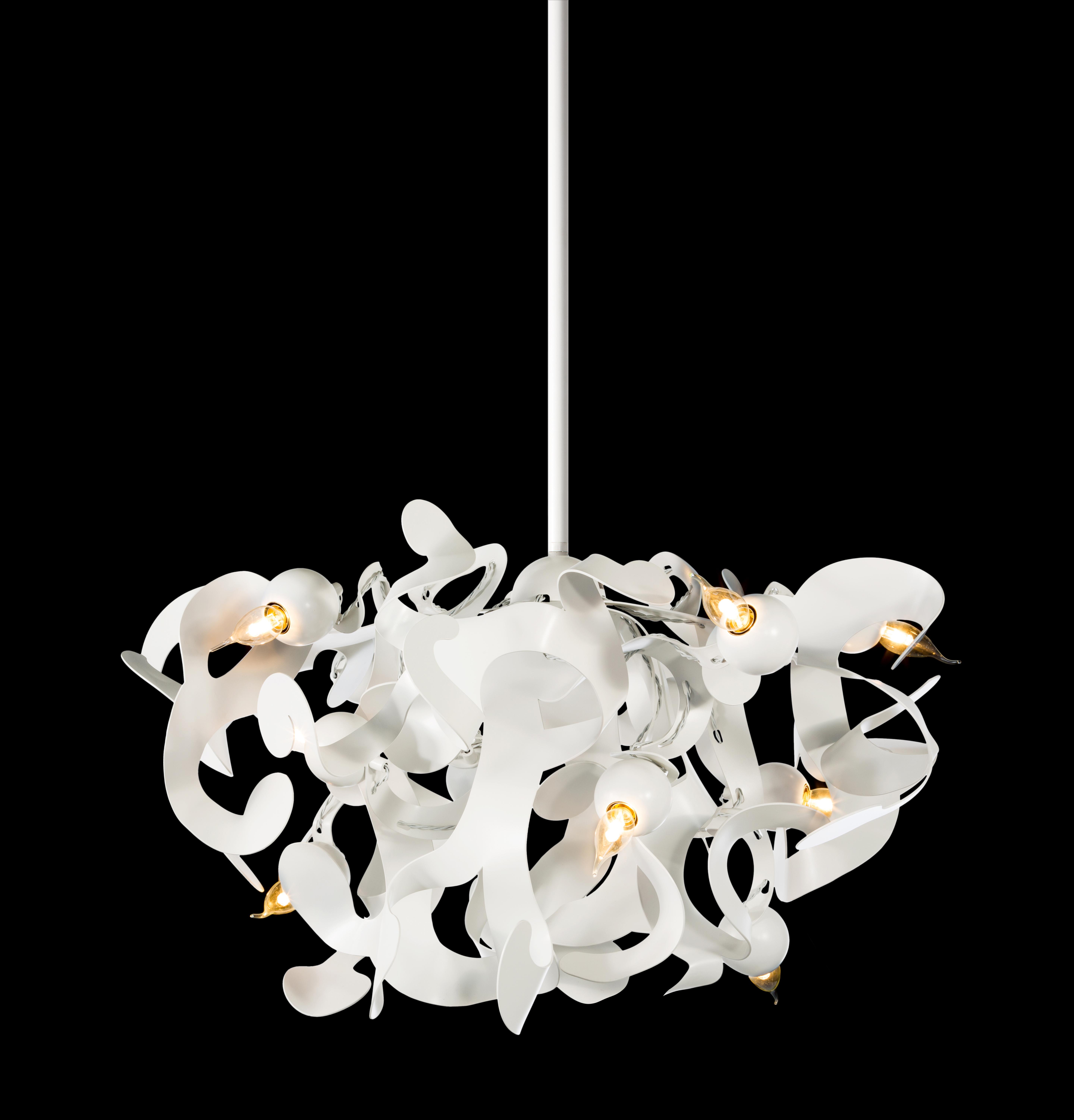 Kelp chandelier round by brand van egmond stylepark kelp chandelier round arubaitofo Images