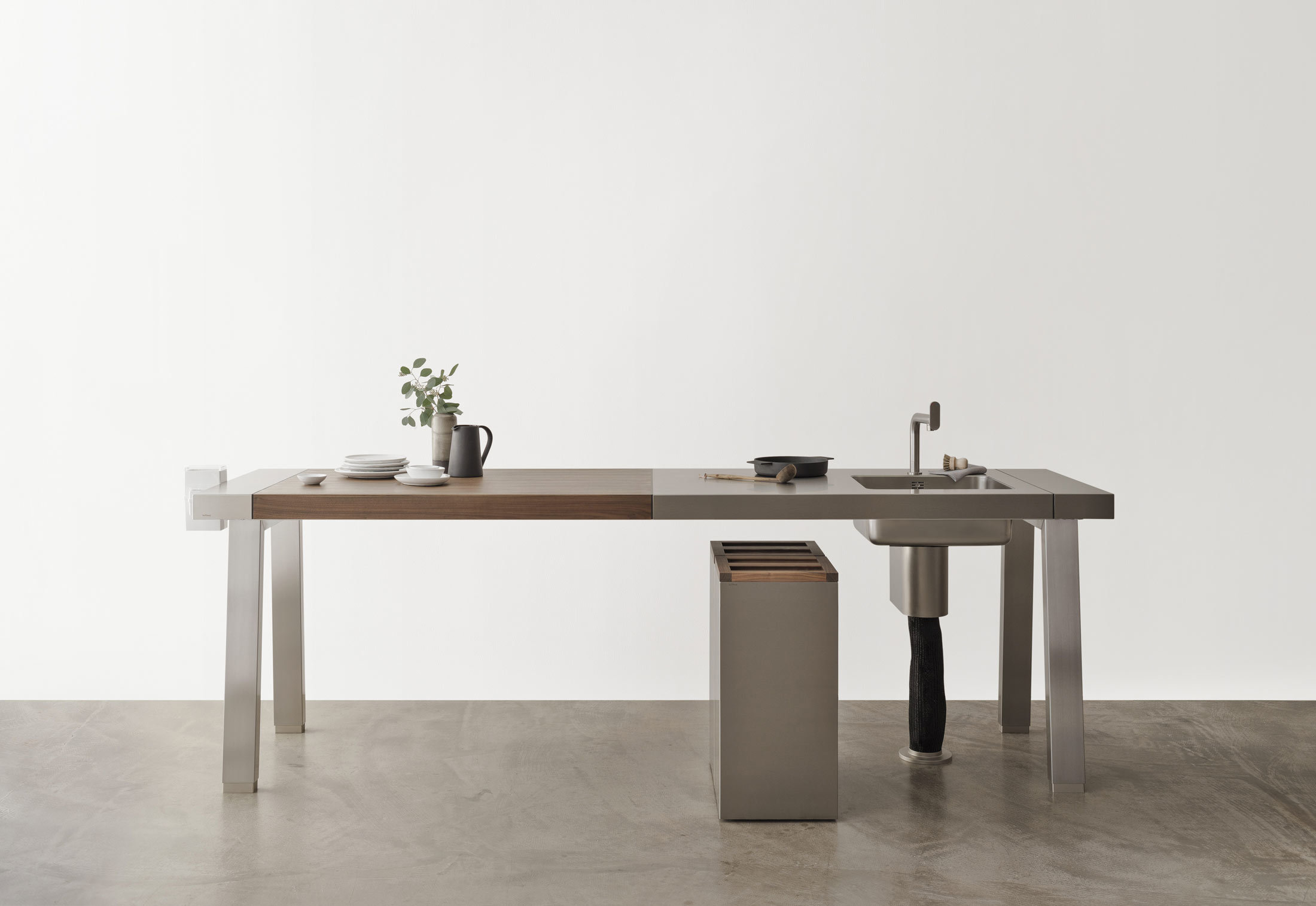 bulthaup b2 kitchen workbench by bulthaup | STYLEPARK