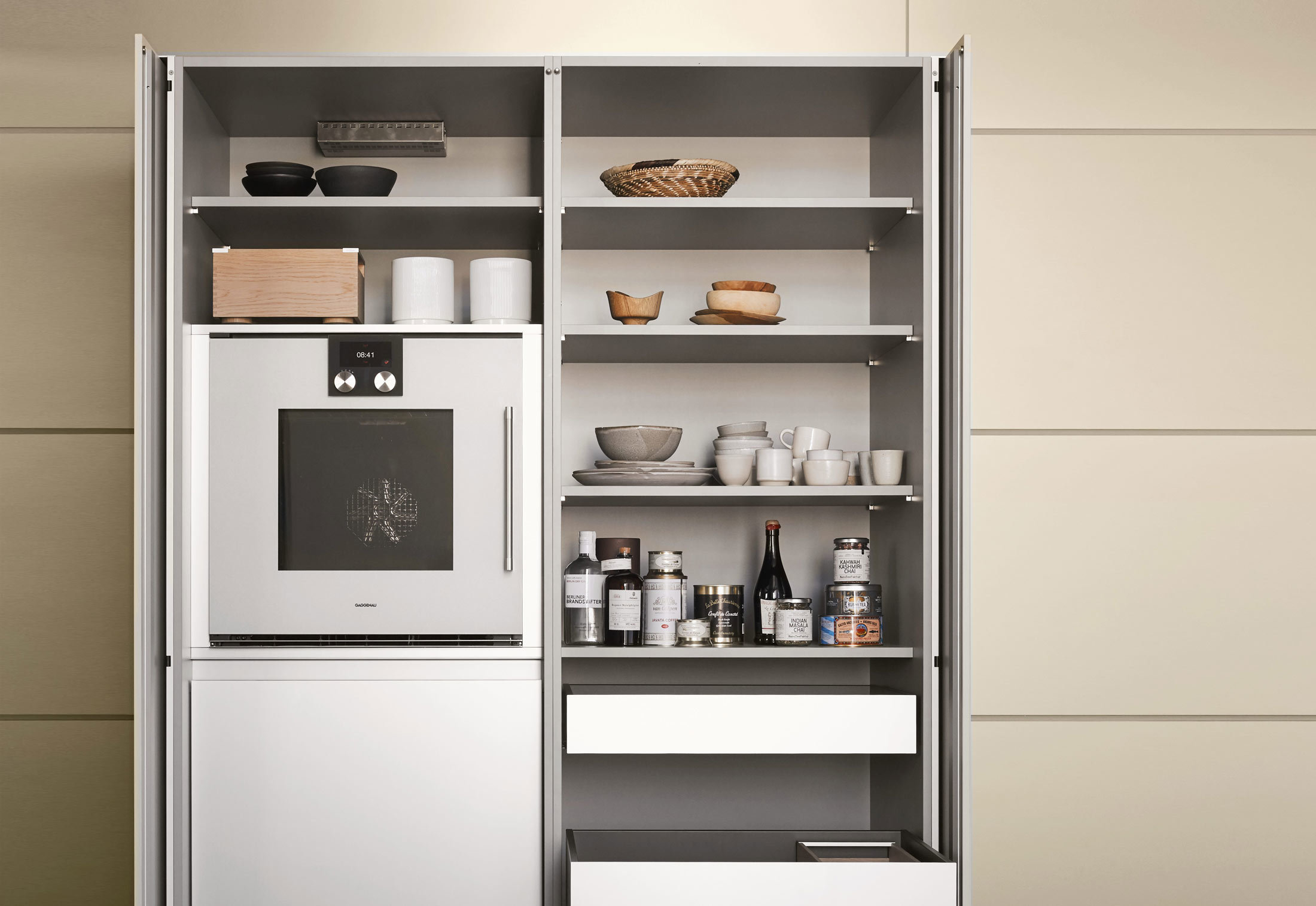 Bulthaup b3 cabinet home for Bulthaup kitchen cabinets