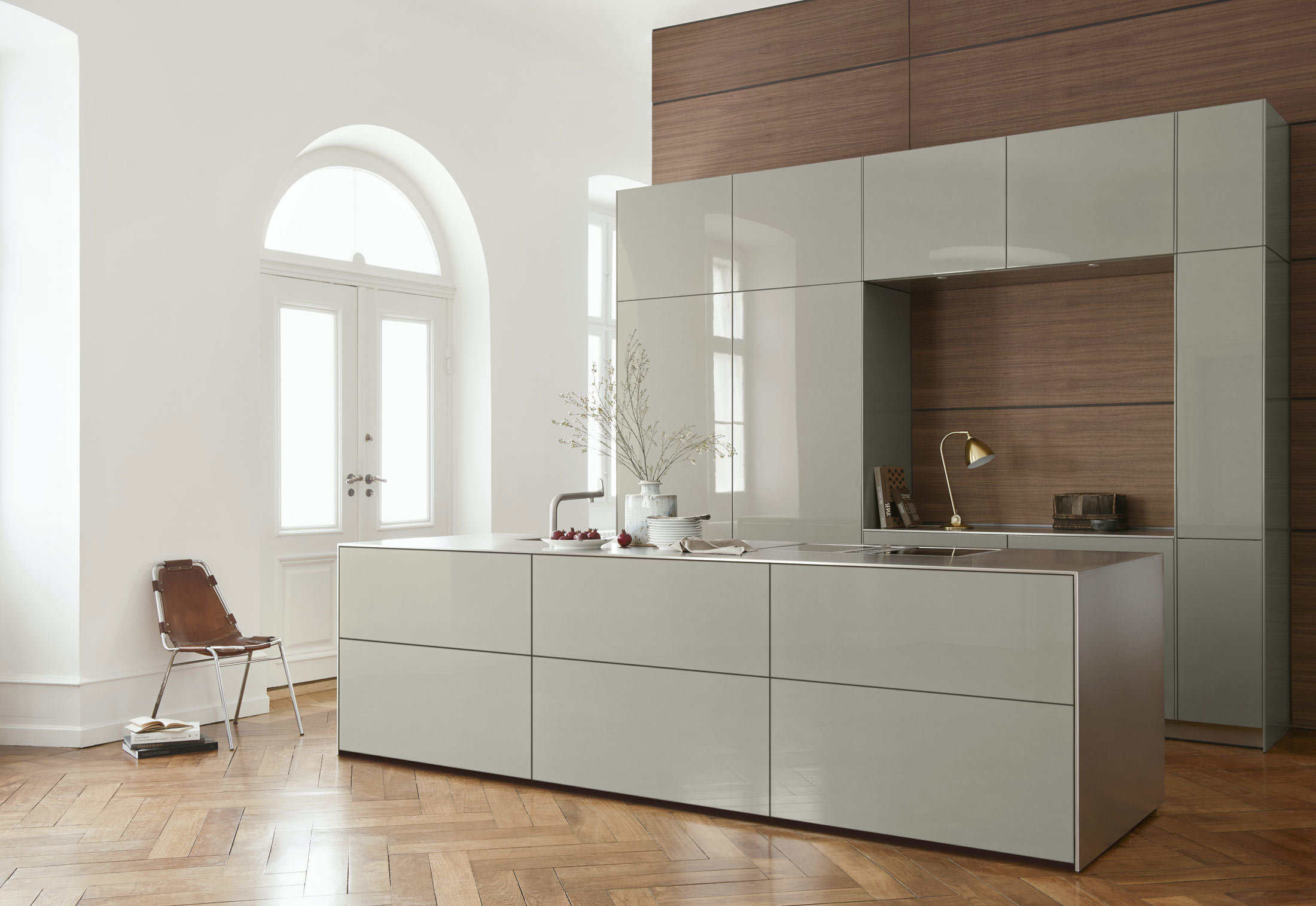 bulthaup b3 monoblock by bulthaup stylepark. Black Bedroom Furniture Sets. Home Design Ideas