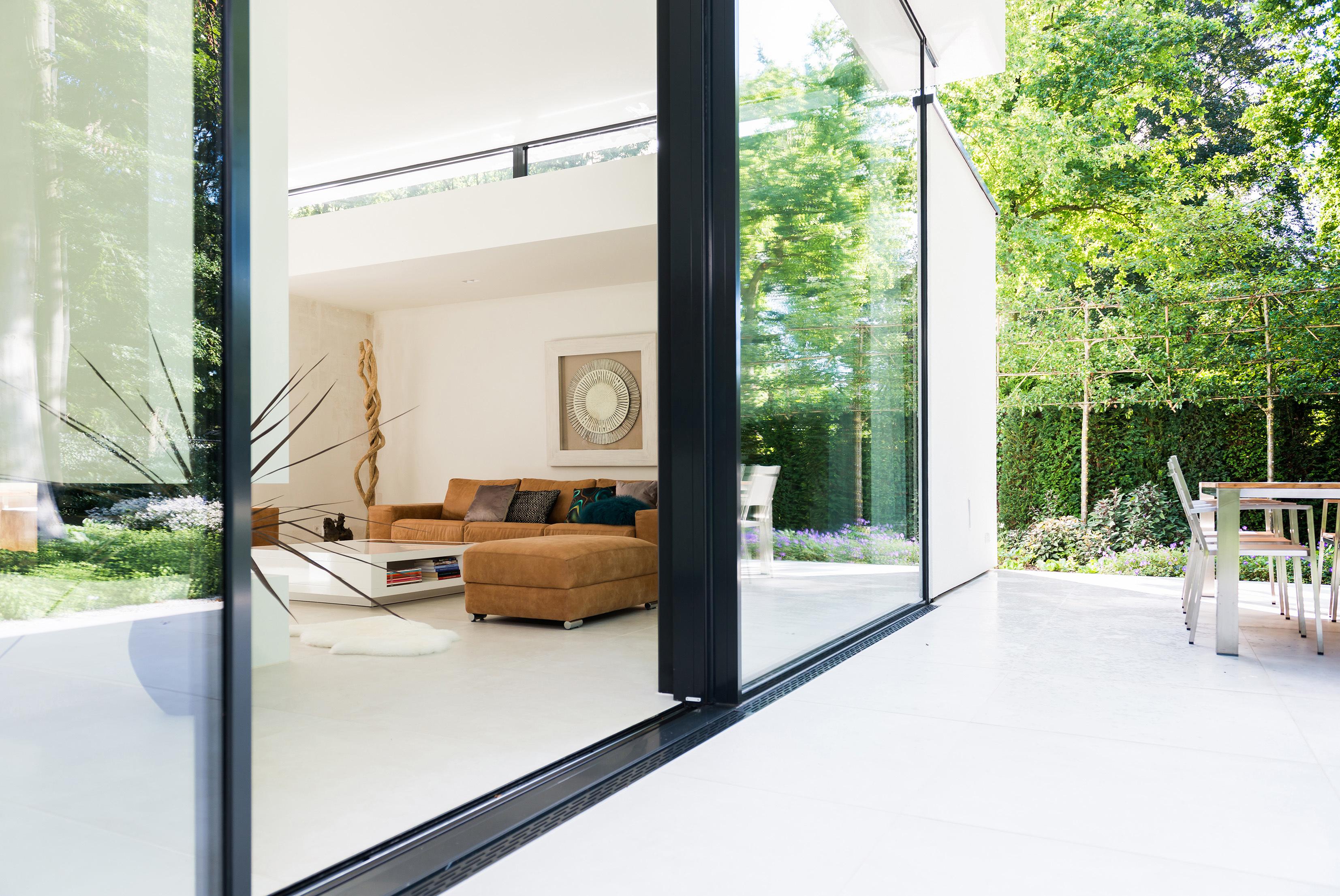 Cero schiebefenster von solarlux stylepark for Schiebe fenster