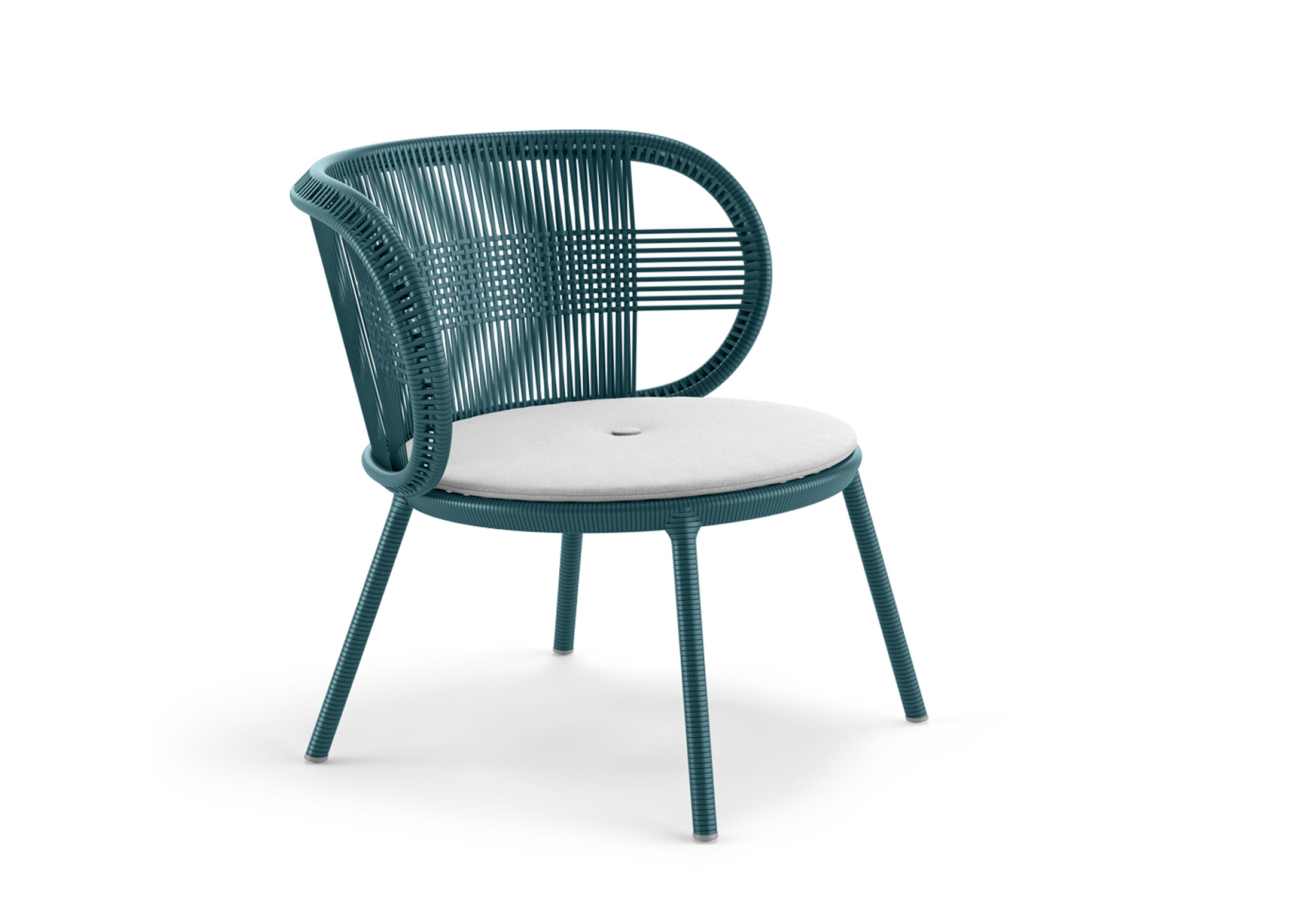 Cirql Lounge Chair By Dedon Stylepark