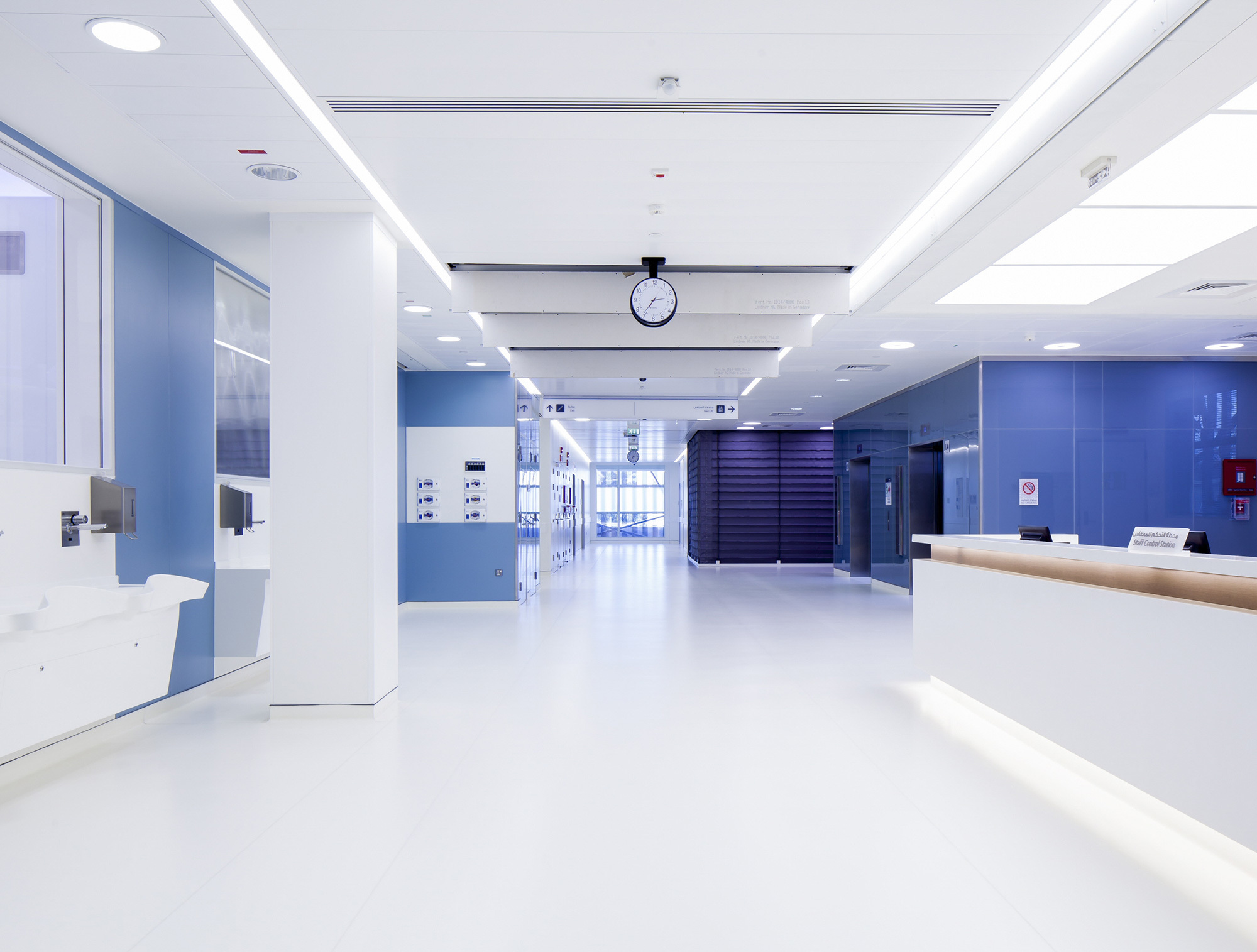 Clean Room Ceiling By Lindner Group Stylepark
