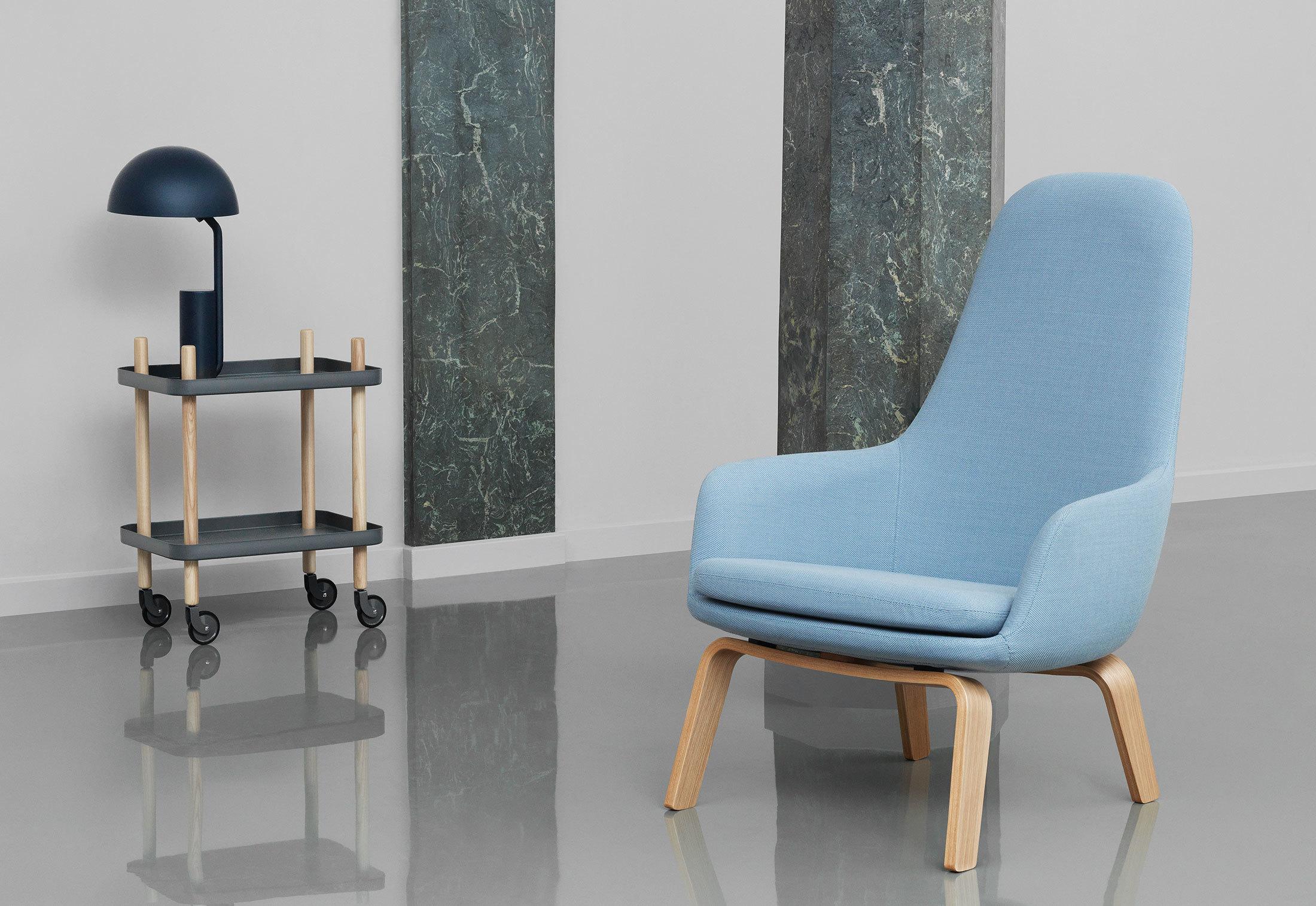Peachy Era Swivel Lounge Chair By Normann Copenhagen Stylepark Creativecarmelina Interior Chair Design Creativecarmelinacom