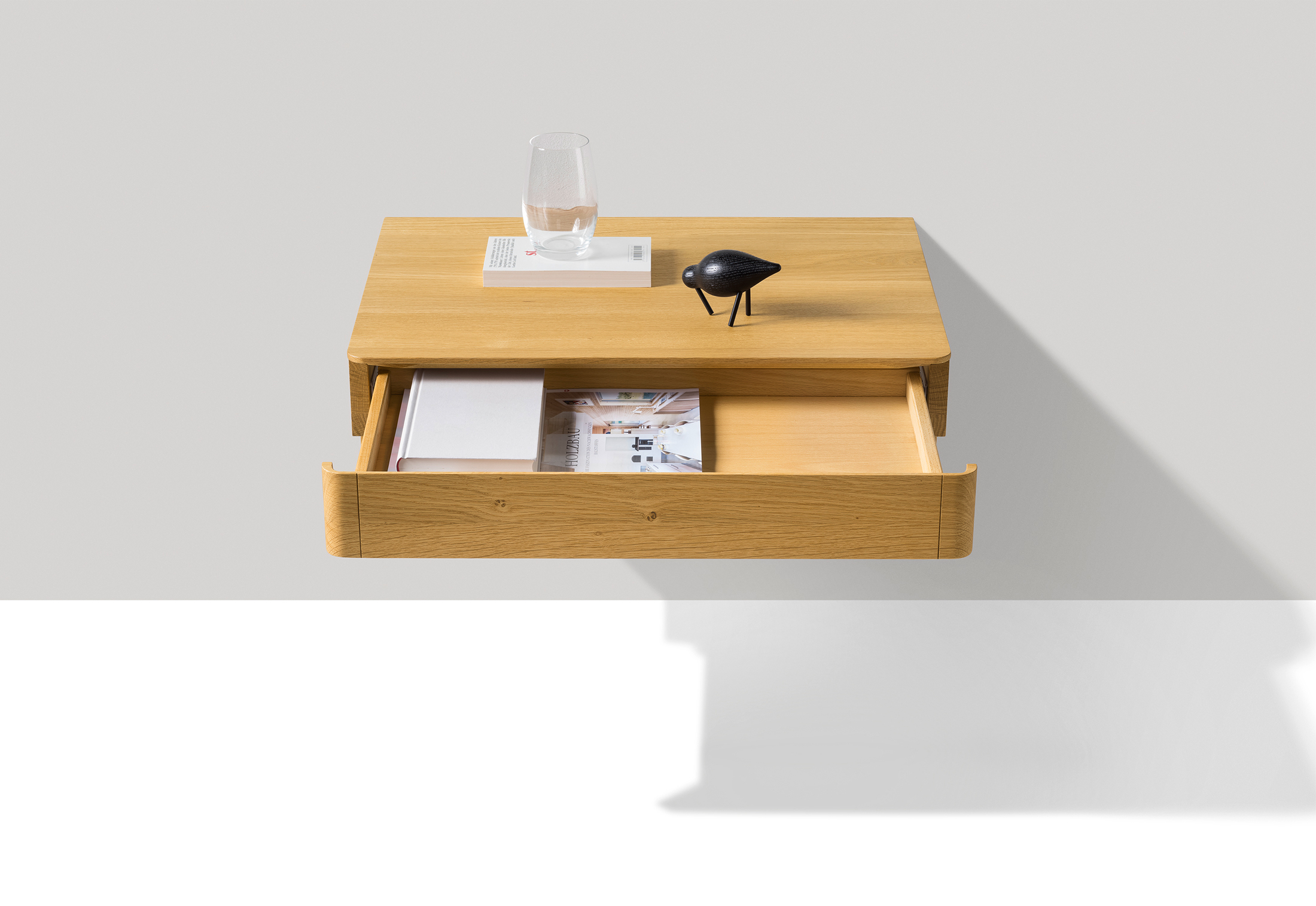 Float Bedside Table By Team 7 Stylepark