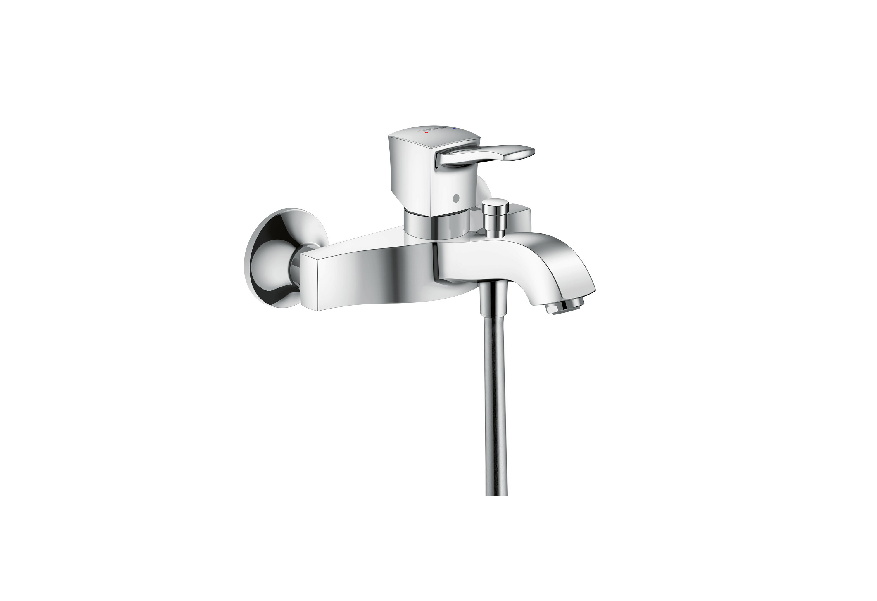 Metropol Classic bath mixer exposed by Hansgrohe | STYLEPARK