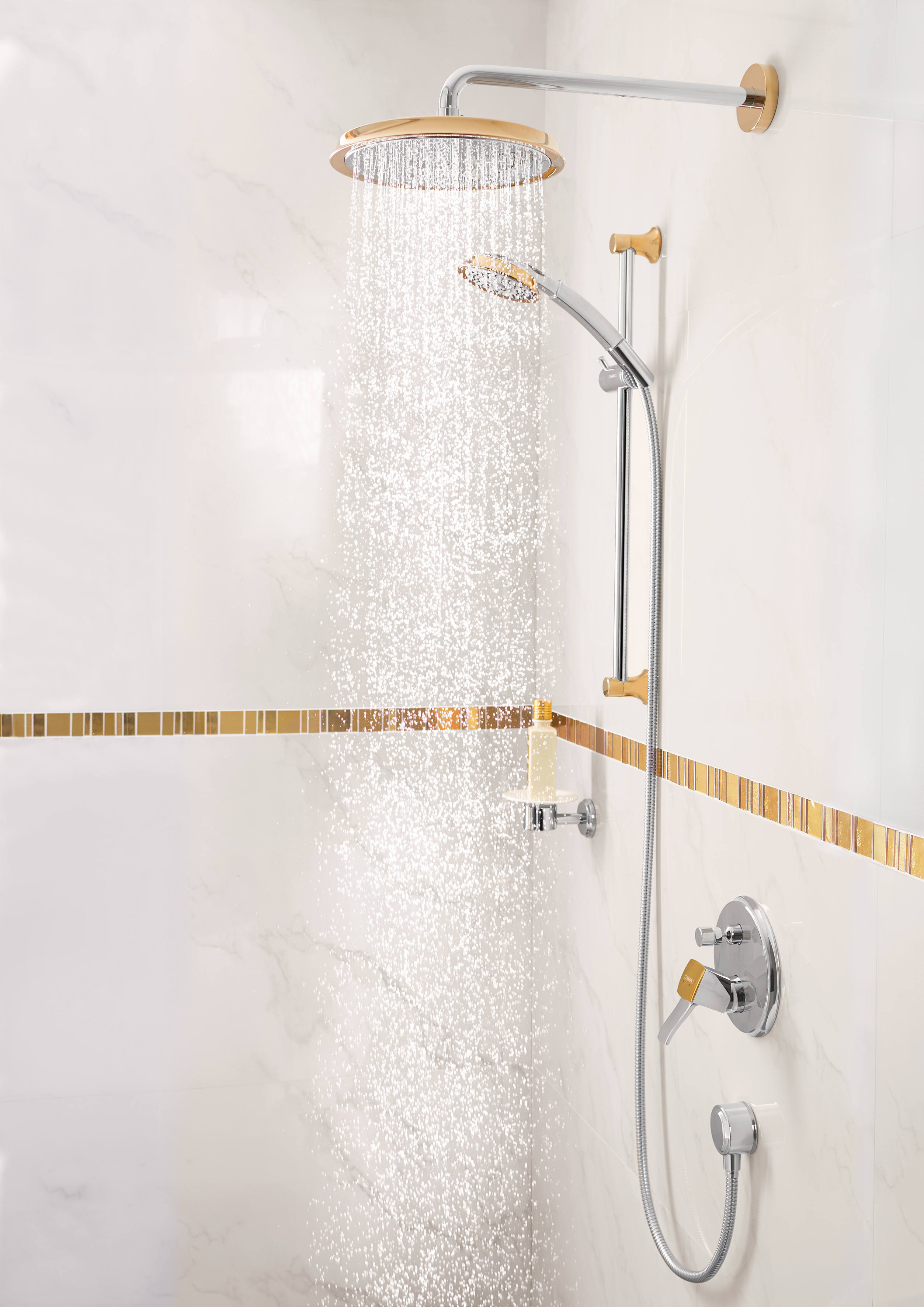 ... Metropol Classic Shower Mixer Concealed ...
