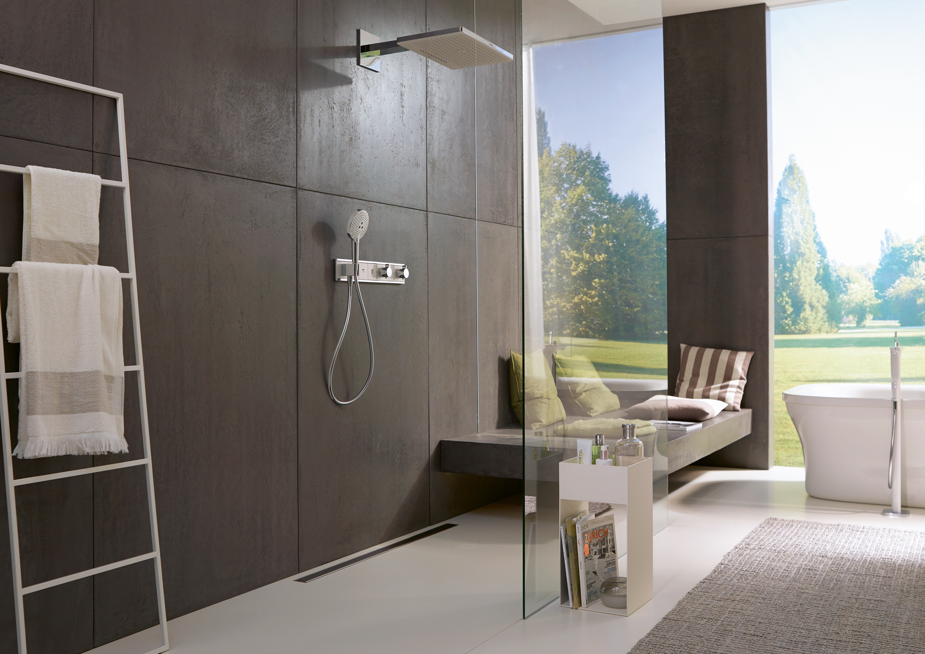 Rainselect By Hansgrohe Stylepark