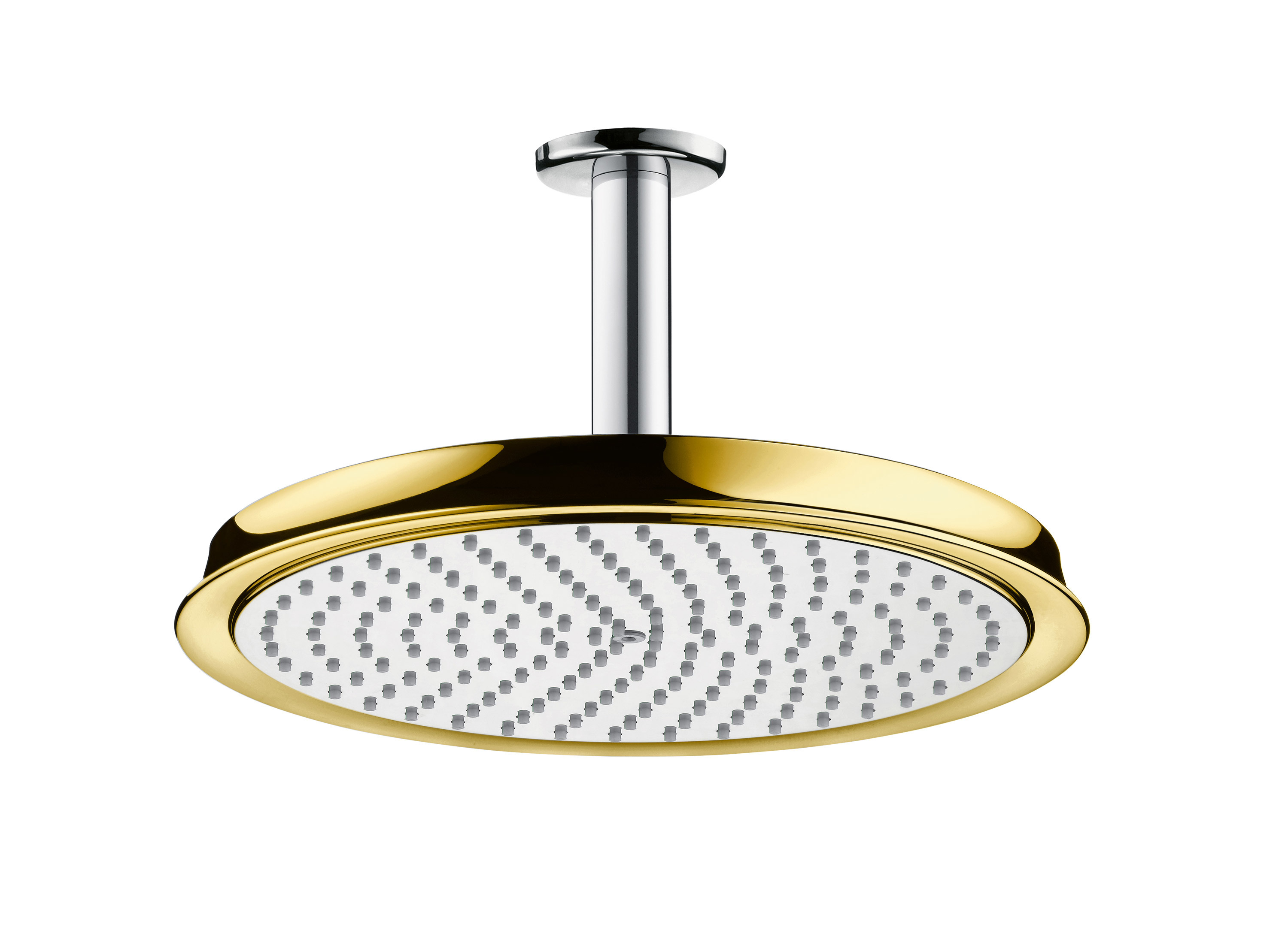 Metropol Classic over head shower ceiling version by Hansgrohe ...