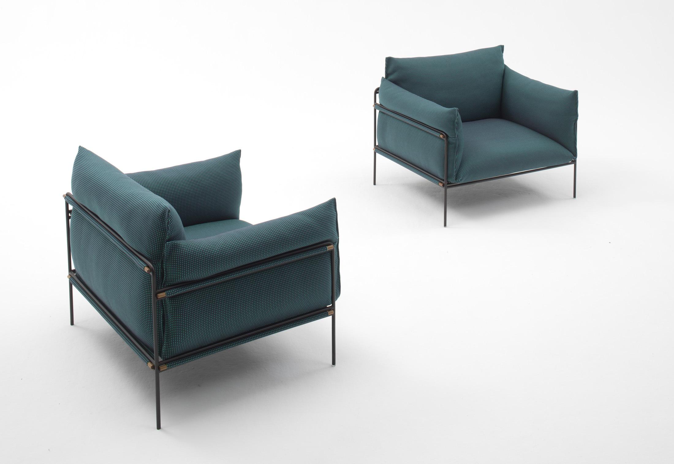 Sessel modern  Kaba Sessel by Paola Lenti | STYLEPARK