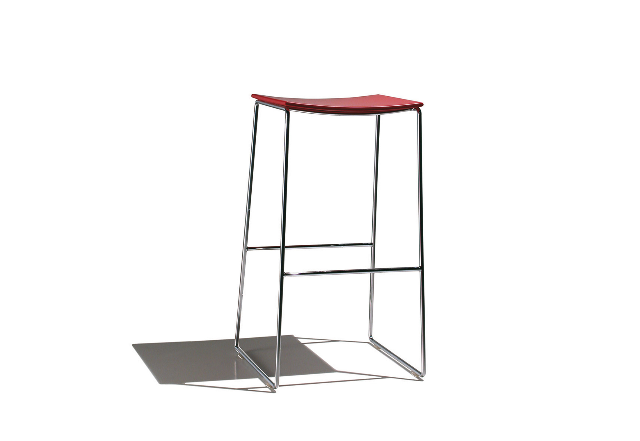 Sensational Lineal Bar Stool By Andreu World Stylepark Evergreenethics Interior Chair Design Evergreenethicsorg