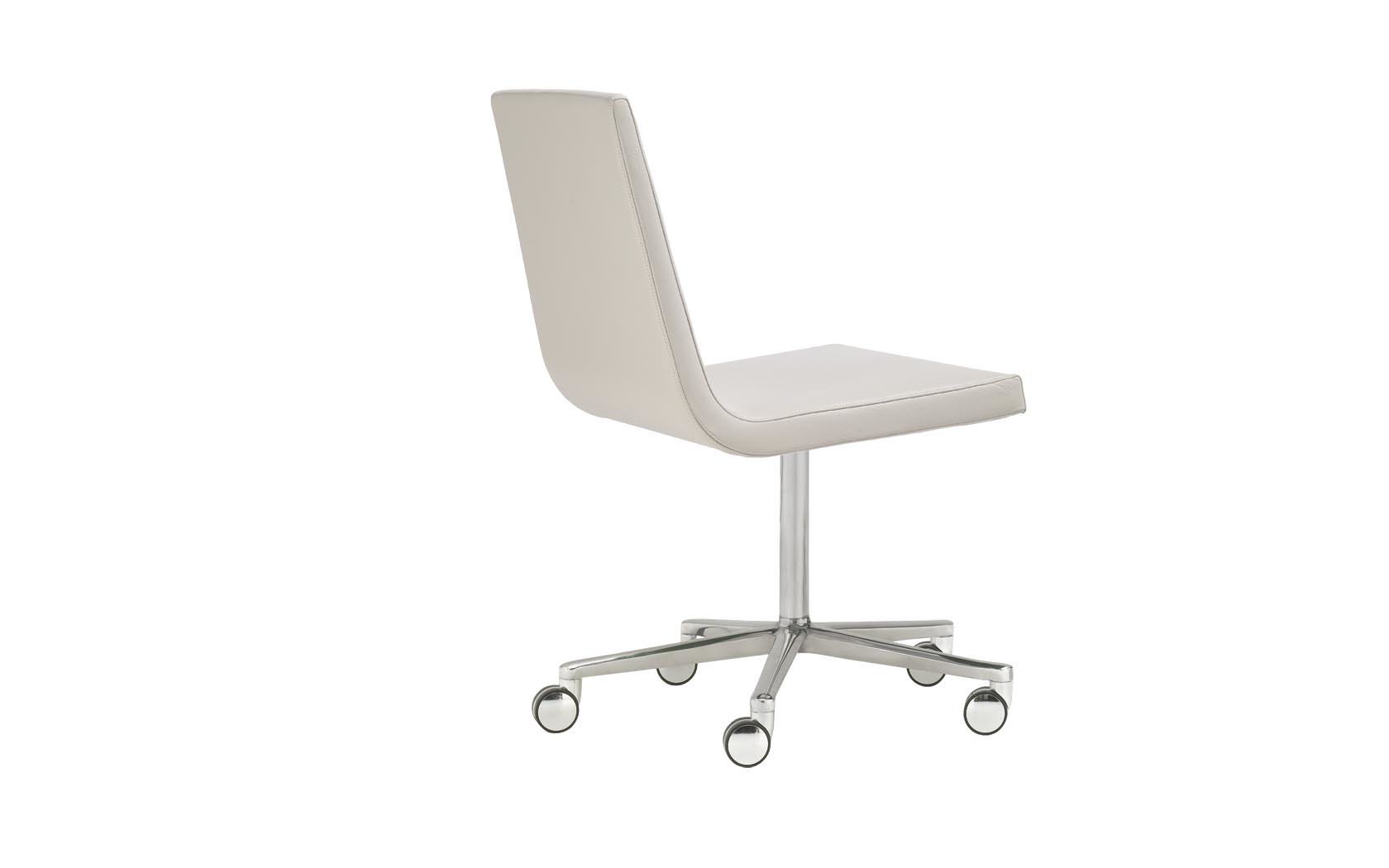 Stuhl mit rollen beautiful dreh u und weitere hocker for Stuhl mit armlehne und rollen