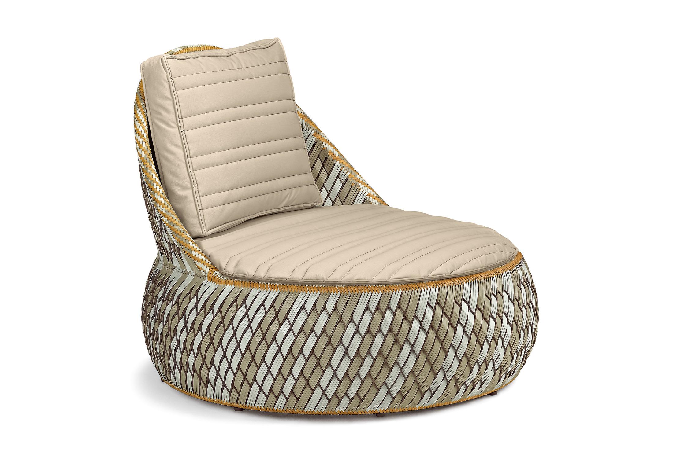 Pleasant Dala Lounge Chair By Dedon Stylepark Short Links Chair Design For Home Short Linksinfo